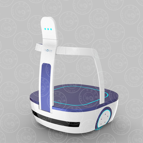 Qilun-150行李服务机器人