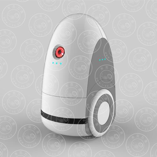 RedEye移动监控服务机器人