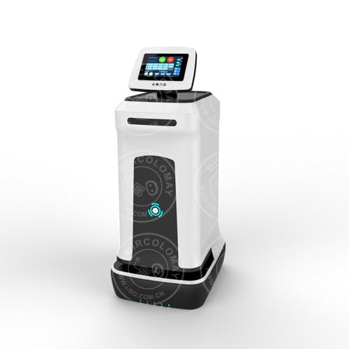 Medical robot (Coronavirus prevention robot)